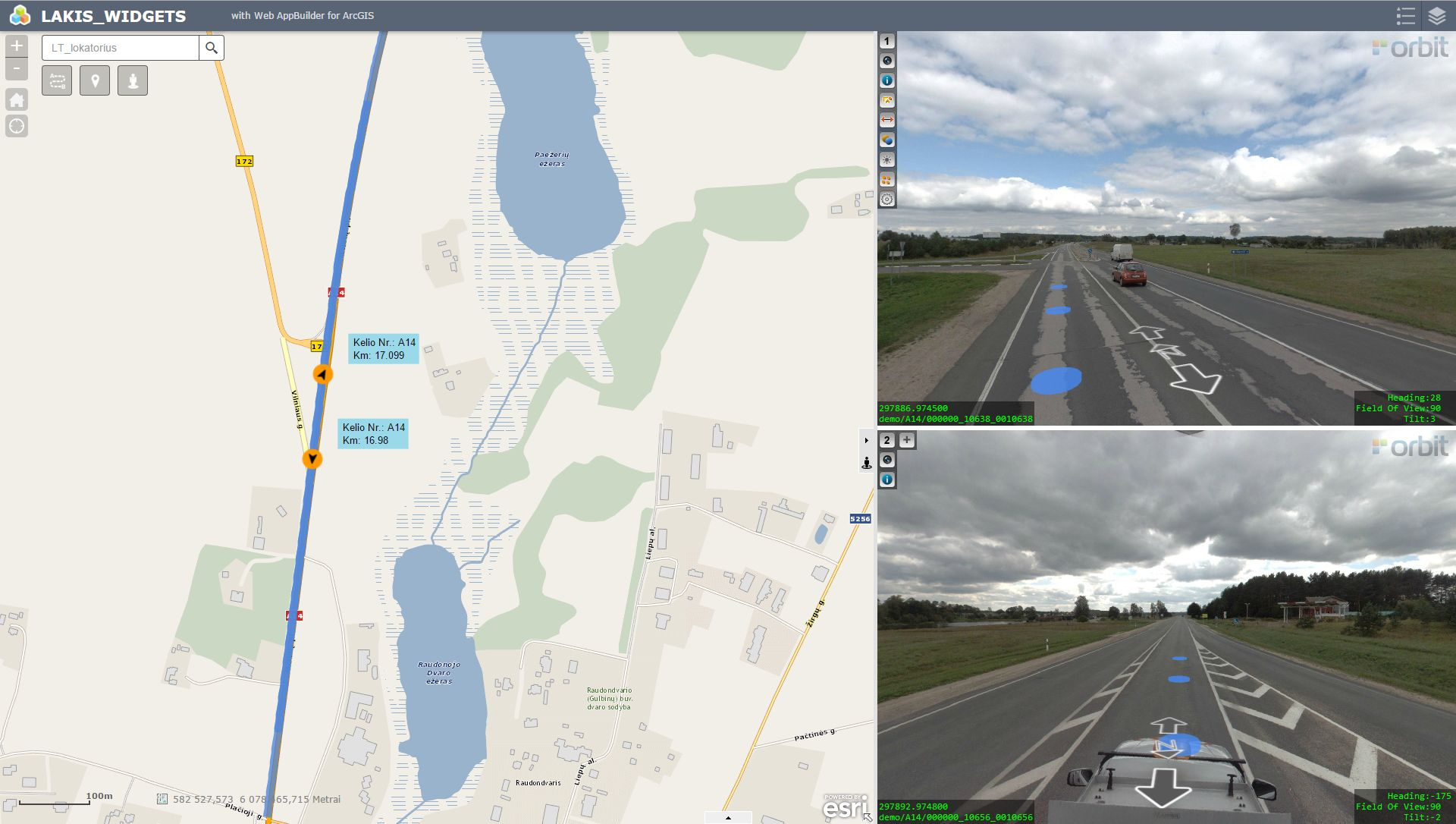 Orbit GT Mobile Mapping